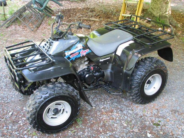 kawasaki bayou 300 2x4 for sale in asheboro north carolina classified. Black Bedroom Furniture Sets. Home Design Ideas