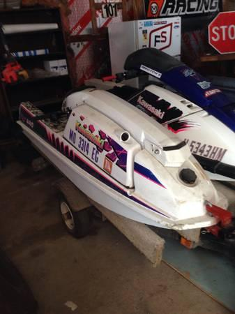 Kawasaki Stand Up Jet Ski For Sale In White Heath