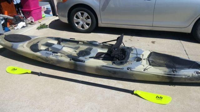 Perception Kayak For Sale In Fort Worth Texas Classifieds Buy And