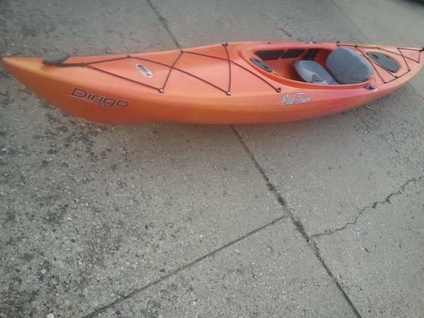 Kayak - Old Town Dirigo 140 - $725
