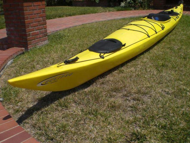 Kayak, Perception Eclipse