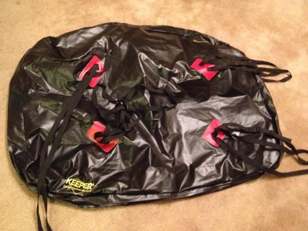 Keeper 07203 1 waterproof roof top cargo bag for sale in roselle new