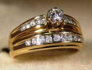 Keepsake Wedding Set - $375 (Springfield, MO)