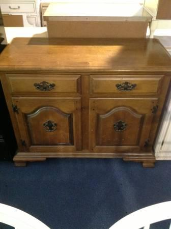 Keller buffet table made by ethan allen for sale in alma georgia classified - Ethan allen buffet table ...