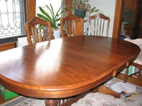 Keller Dining Set For Sale In Cedar Falls Iowa