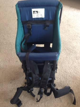 KELTY child backpack carrier - $20