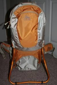 Kelty Kids AeroFly Suspension hiking backpack - $95 Prescott Valley