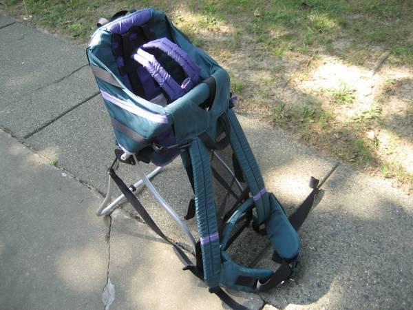 Kelty Kids Child Backpack Carrier-Metal Frame - $15