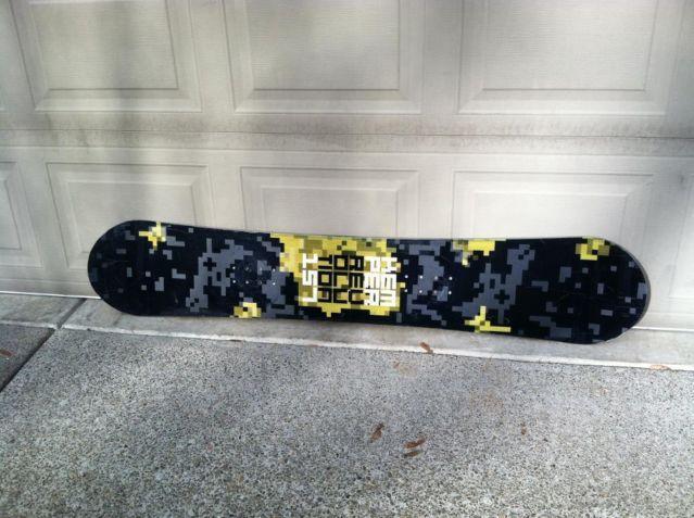 Kemper Revolution Snowboard 157CM