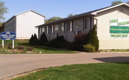 Kendall Village Townhomes For Rent In Kalamazoo Michigan Classified