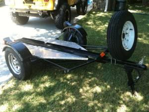 Motorcycle Trailer - $1100 (Warner Robins) for sale in Macon, Georgia