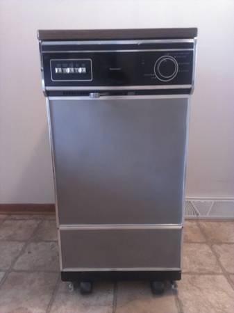 Kenmore 18 inch portable dishwasher - $175