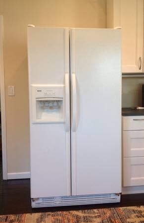 kenmore 51833. kenmore 25 cu ft refrigerator side by 199 51833