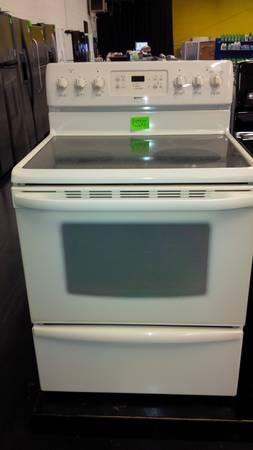 Kenmore 30 ELECTRIC smooth top Range  Stove