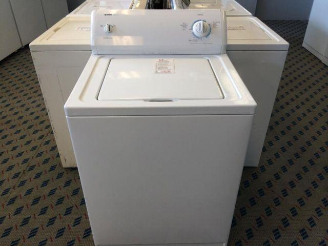 kenmore 400 washer. kenmore 400 series top load washer - used