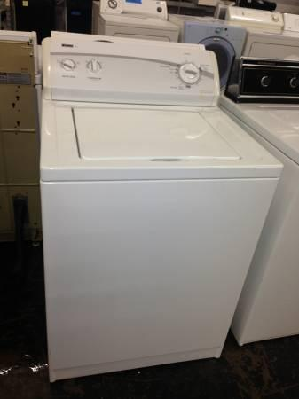 Kenmore 400 Series Washer Washing Machine 6 Month