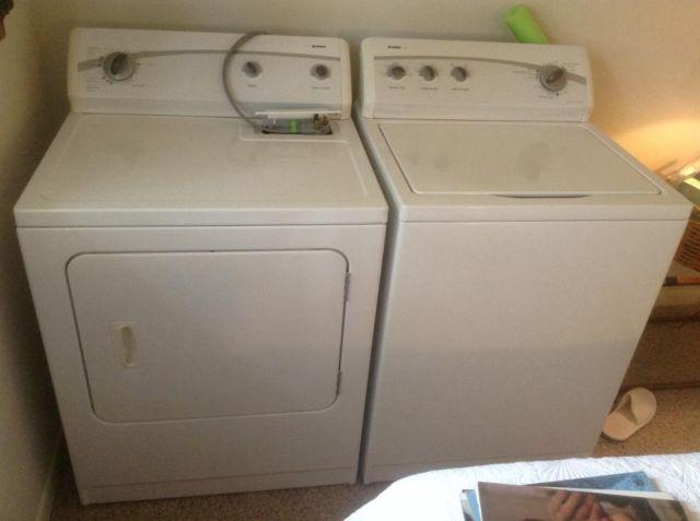 Kenmore 500 Series Washer Amp Dryer For Sale In Tampa