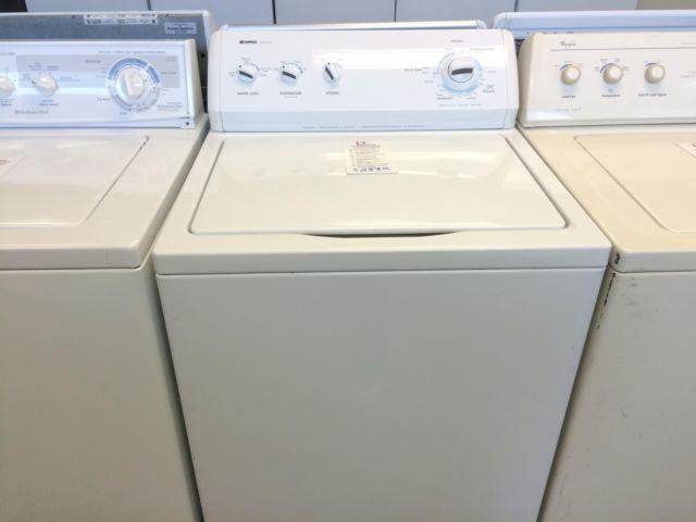 kenmore 600 series washer. kenmore 600 series top load washer / washing machine -