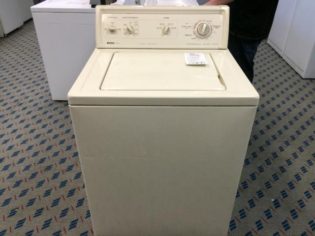Kenmore 80 Series Bisque Washer Used For Sale In Tacoma