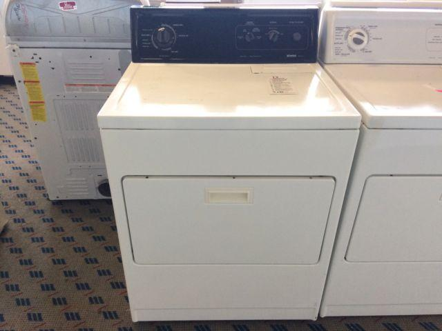 Kenmore 80 Series Black Console Dryer Used For Sale In