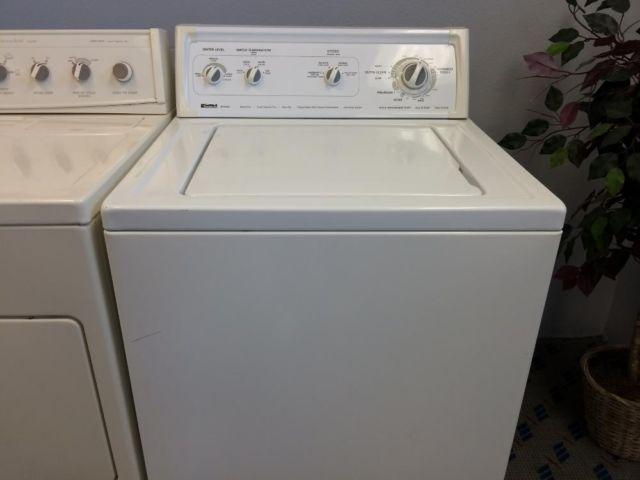 Kenmore 80 Series Super Capacity Plus Washer Used For