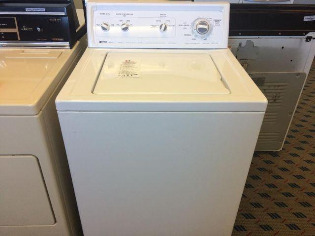 Kenmore 80 Series Top Load Washer Used For Sale In