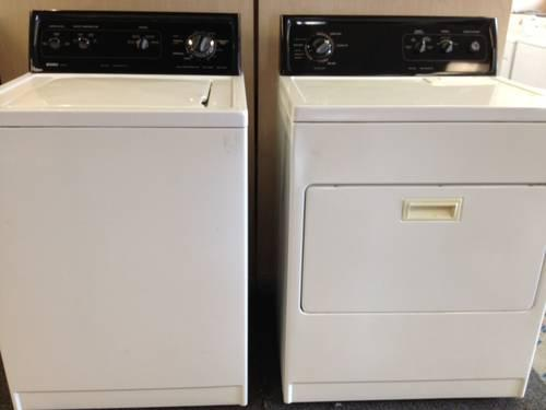 Kenmore 80 Series Washer Amp Dryer Used For Sale In Tacoma