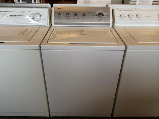 Kenmore 800 Series Top Load Washer Used For Sale In