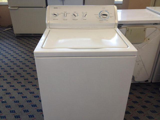 Kenmore 800 Series Washer Washing Machine Used For