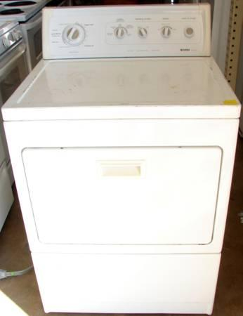 kenmore 90 series dryer. kenmore 90 series electric dryer white - $99 kenmore series dryer e