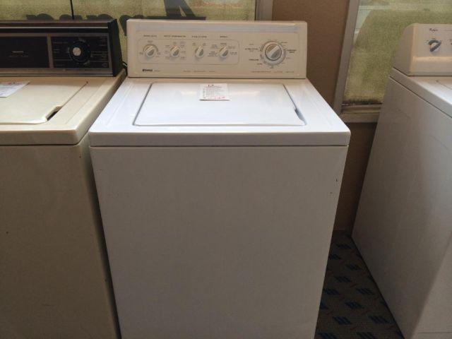 washing machine kenmore 90 series