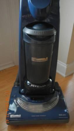 Kenmore Vacuum Cleaner From Kenmore Hepa Filter Few Use
