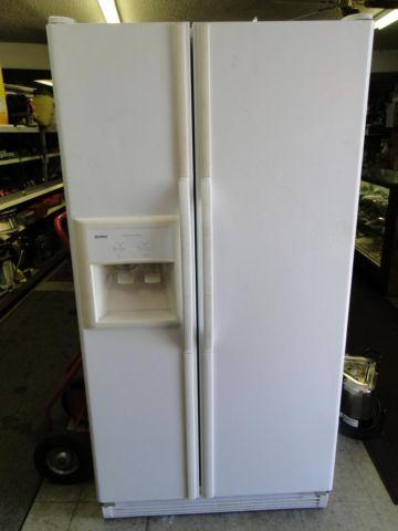 Kenmore Cold Spot Side By Side Fridge Refrigerator Ice