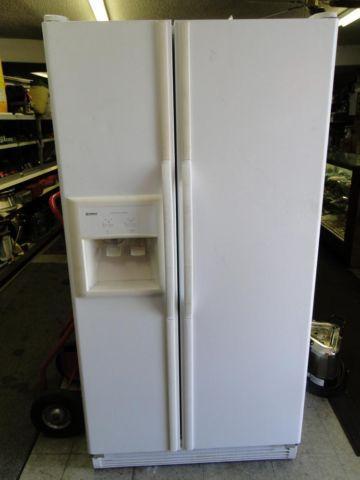 Kenmore Freezer Cold Fridge Warm