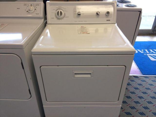 kenmore elite clothes dryer king size   used for sale in ta a