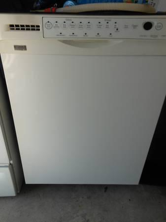 Kenmore Elite Dishwasher White For Sale In Central Manor