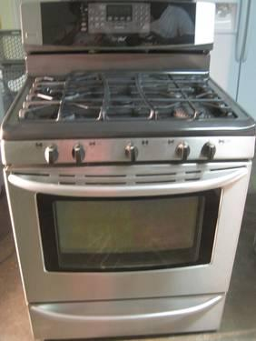 Kenmore Elite Dual Fuel Stove For Sale In Ocala Florida