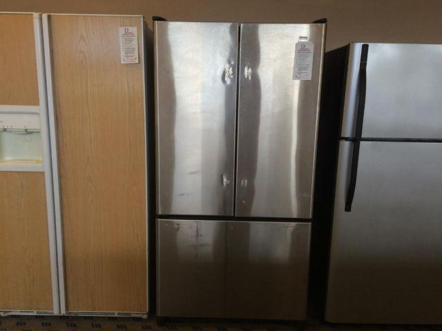 Kenmore Elite French Door Refrigerator Used For Sale In