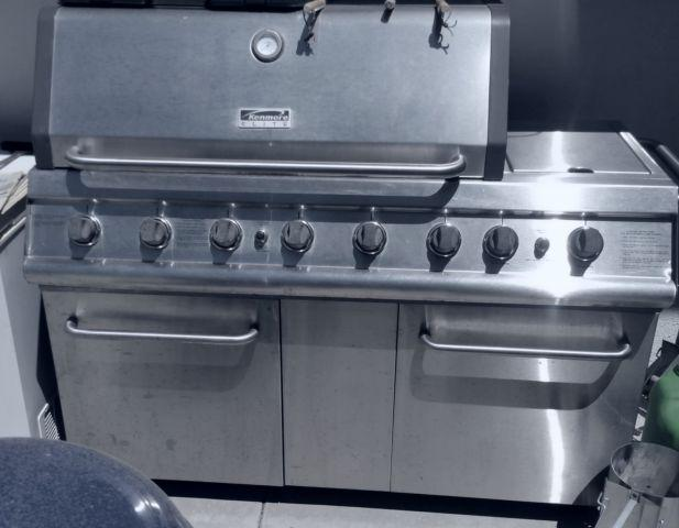 Kenmore Elite Gas Grill 6 Burner 66,000 BTU's Retail