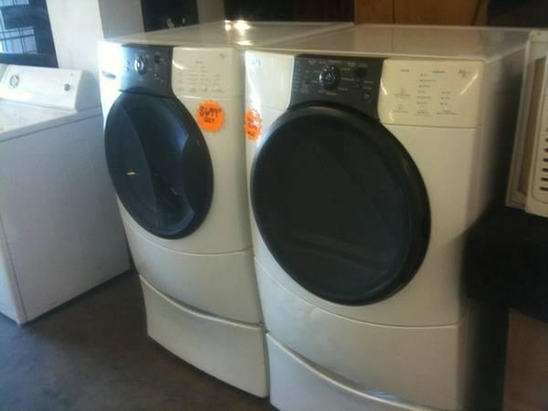 Kenmore Elite He3 Front Load Washer Amp Dryer Set