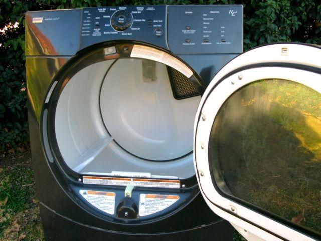 Kenmore Elite He4 220v Electric Dryer Front Loader