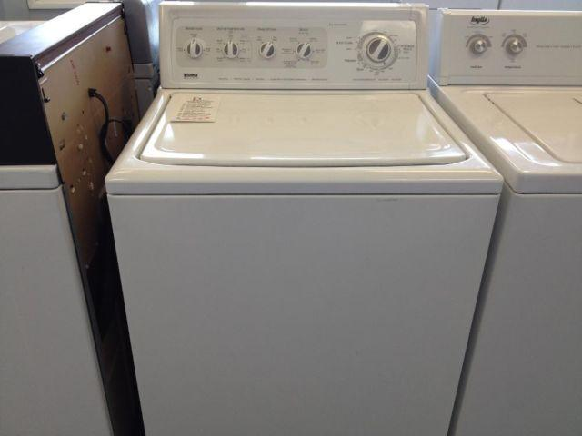 Kenmore Elite King Size Capacity Washer Used For Sale In