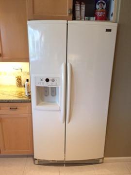 Kenmore Elite side-by-side Refrigerator