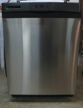 KENMORE ELITE STAINLESS STEEL FULLY REFURBISHED DISHWASHER