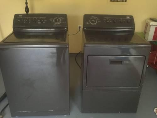 Kenmore Elite Washer Dryer For Sale In Hampton Georgia