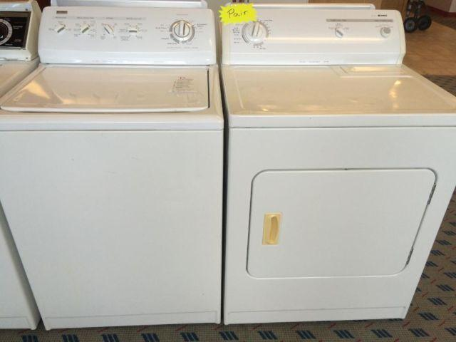 Kenmore Elite Washer Amp Dryer Set Pair Used For Sale In