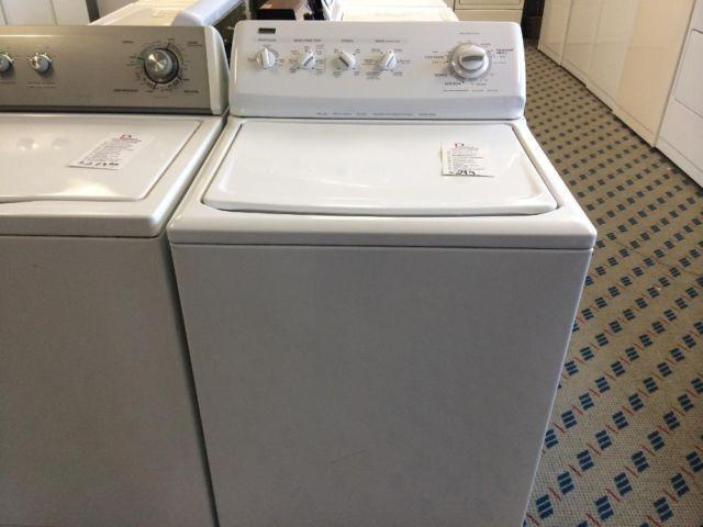Kenmore Elite White Top Load Washer