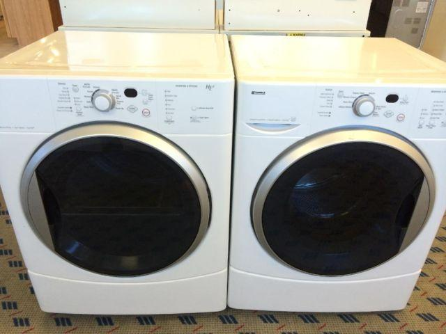 Kenmore Front Load Washer Amp Dryer Set Pair Used For