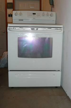 Kenmore Glass Top Electric Range Oven W Free Microwave