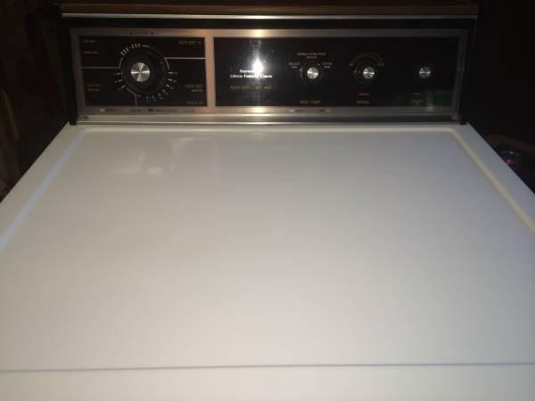 Kenmore H D 90 Super Capacity Electric Dryer Will Deliver